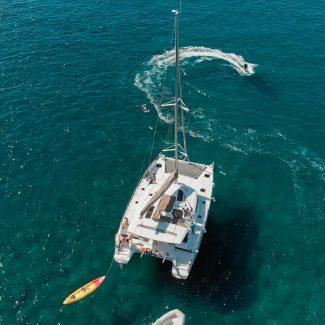 Jet Surf Canary Catamaran